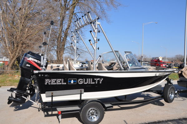 2009 smokercraft 182 pro mag for Walleye fishing boats for sale