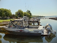 Lake Erie Boats for Sale | Aluminum & Fiber Glass Boats