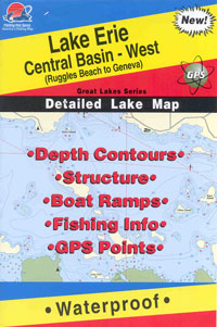 Lake erie walleye online for Lake erie perch fishing report central basin