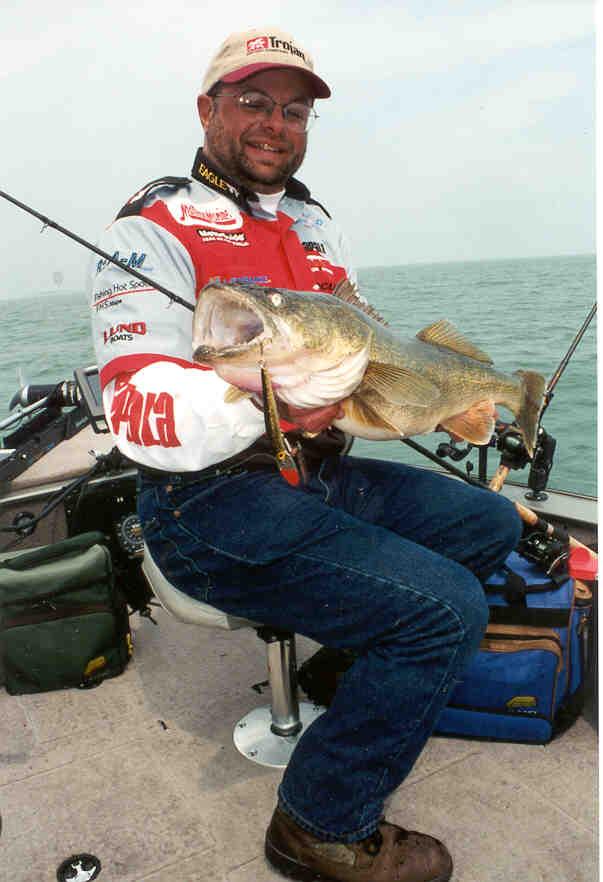 Lake Erie Walleye Online