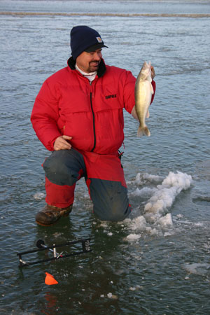 Subscribers enter the archives here for Walleye fishing in missouri