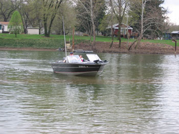 Great lakes fishing boats for sale for Fin for boat motor