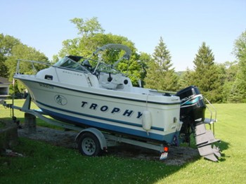 1999 bayliner Trophy Manual