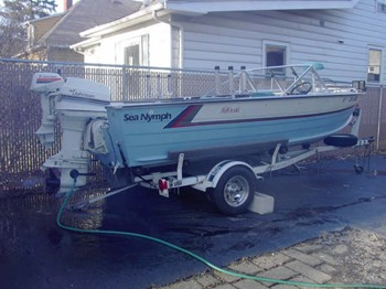 guiceboat great lakes fishing boats for sale Sea Nymph Fishing Boats at bayanpartner.co