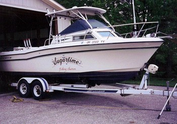 sugarmanboat great lakes fishing boats for sale Seaswirl Boats at nearapp.co