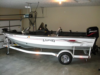 Great lakes fishing boats for sale for Walleye fishing boats for sale