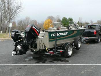 1998 Tracker Boat Motor Impeller All Boats