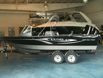 Great lakes fishing boats for sale for Fishing equipment for sale on craigslist