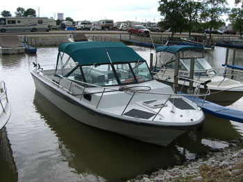Great lakes fishing boats for sale for Fishing boats for sale in iowa