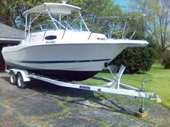 Great lakes fishing boats for sale for Walking fish for sale