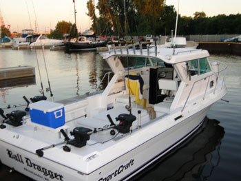 Great lakes fishing boats for sale for Fishing access near me