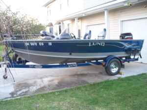 Great lakes fishing boats for sale for Gps trolling motor for sale