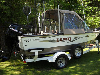 Great Lakes Fishing Boats for Sale