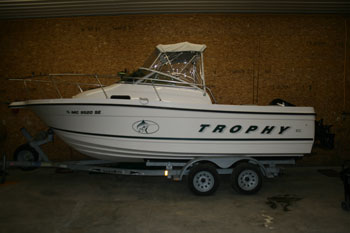 & Great Lakes Fishing Boats for Sale