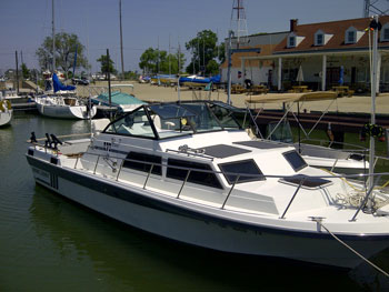 Lake erie fishing boats for sale in ohio for Fishing boats for sale in ohio