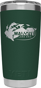YETI Walleye.com 20 OZ Tumbler