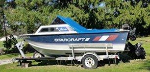 1988 Starcraft Islander 19 ft