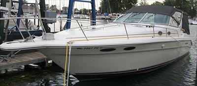 1995 Sea Ray 330 Express Cruiser 33 ft