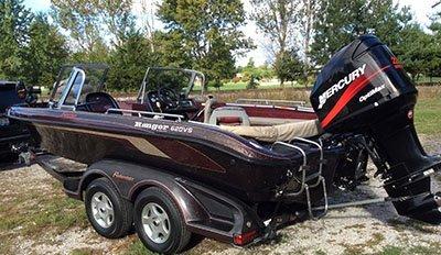 2002 Ranger 620 VS 20 ft