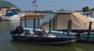 2005 Lund Rebel SS 16 ft   Lake Erie