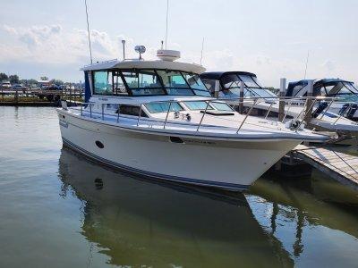 1993 Baha Cruisers 313 Fisherman 31 ft