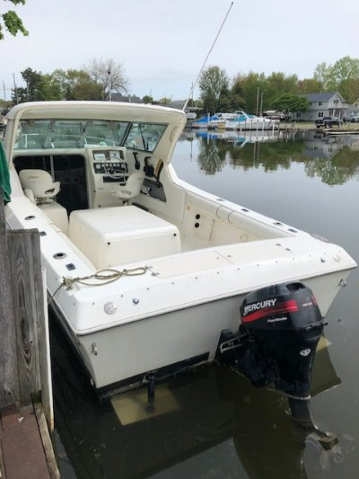 2000 Sportcraft 252 Hardtop 25 ft | Lake Erie