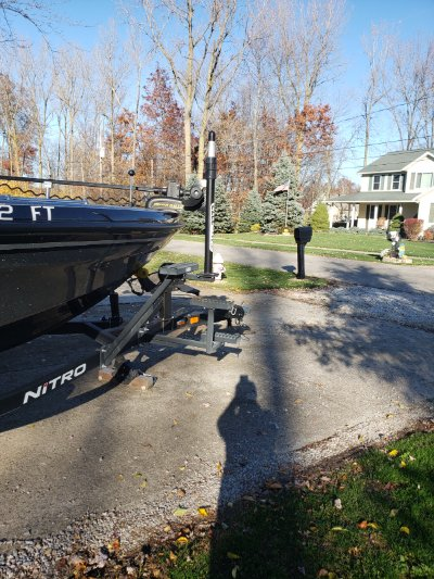 2018 Nitro ZV 21 21 ft   Walleye, Bass, Trout, Salmon Fishing Boat