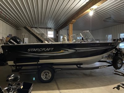 2010 Starcraft Fishmaster 196 19 ft