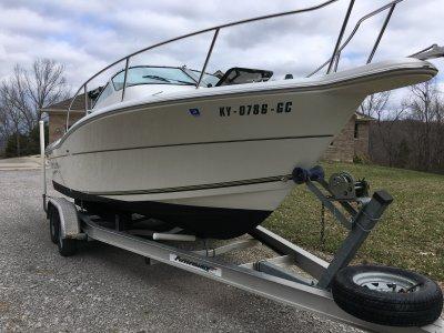 2000 Sportcraft 221 WA 22 ft | Lake Erie