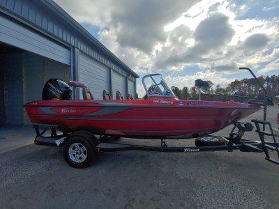 2017 Triton 186 Allure 19 ft | Lake Erie
