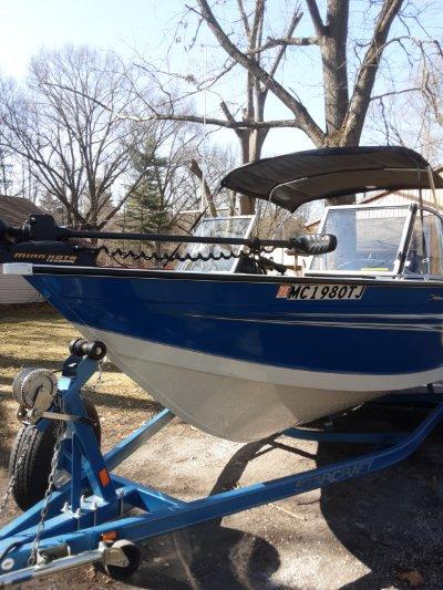 2011 Starcraft Fishmaster 196 19 ft | Walleye, Bass, Trout, Salmon Fishing Boat