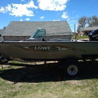 2014 Lowe FS175 Fish & Ski 17 ft | Lake Erie