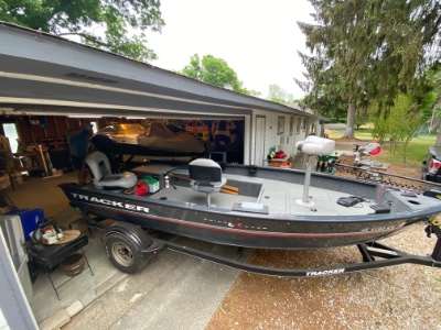 2019 Bass Tracker Guid V-16 16 ft | Paw Paw Michigan