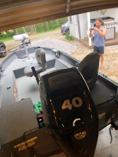 2019 Bass Tracker Guid V-16 16 ft | Gasoline