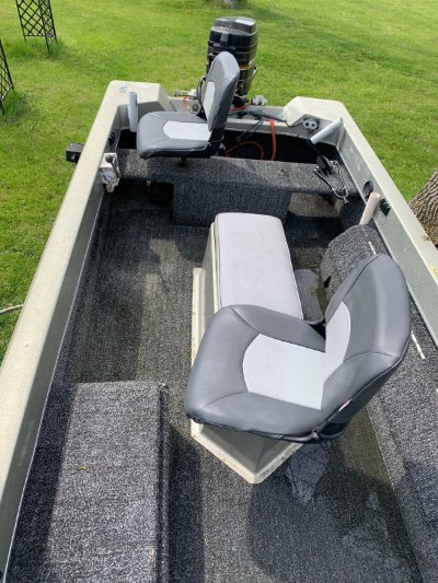 1979 Ranger  16 ft | Walleye, Bass, Trout, Salmon Fishing Boat