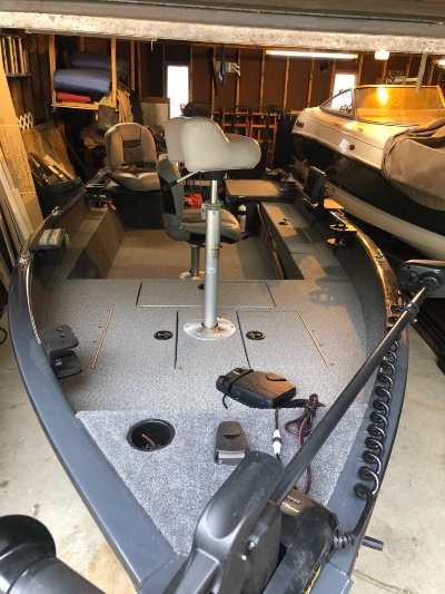 2019 Bass Tracker Guid V-16 16 ft | Walleye, Bass, Trout, Salmon Fishing Boat