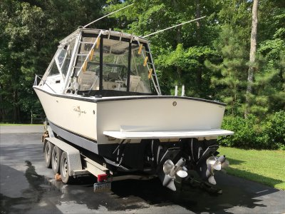1992 Albemarle 275 EXPRESS 27 ft   Lake Erie