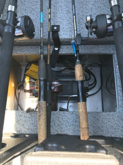 2018 Lund 1675 Impact SS 17 ft | Gasoline