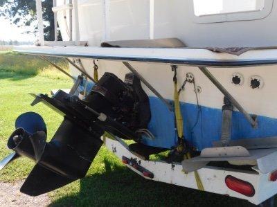 1996 Bayliner Ciera 2859 28 ft | Walleye, Bass, Trout, Salmon Fishing Boat