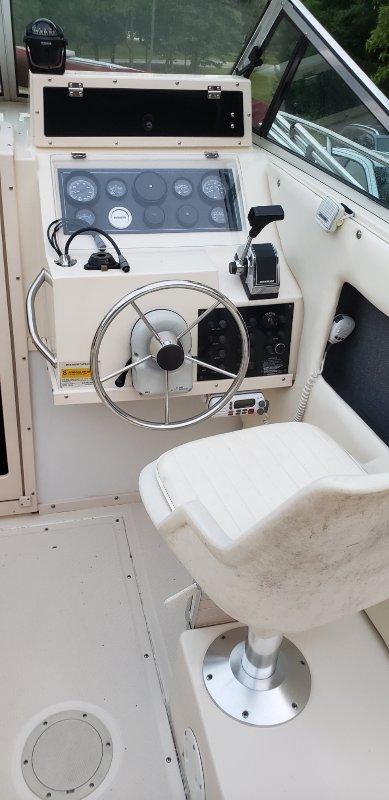 1993 Sea Pro 220 22 ft | Lake Erie