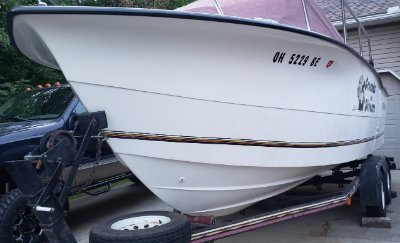 1993 Sea Pro 220 22 ft | Gasoline