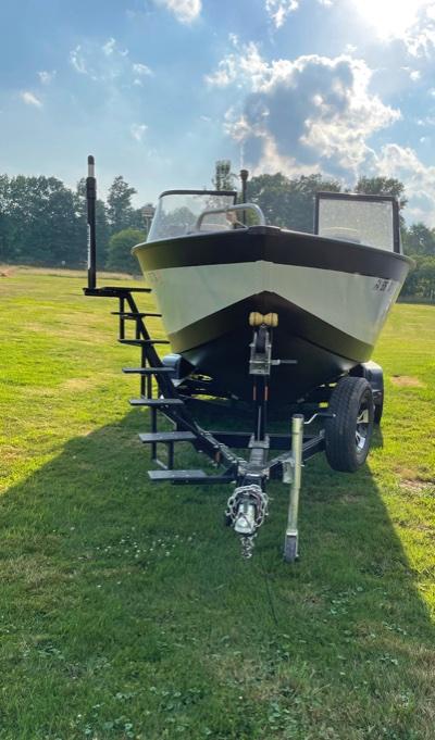 2019 Starcraft Fishmaster 21 ft | Lake Erie