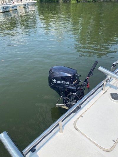 1994 Sportcraft Fishmaster 27 ft   Gasoline