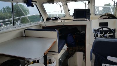 2004 C-Dory Skagit Orca 27XLC 27 ft | Lake Erie