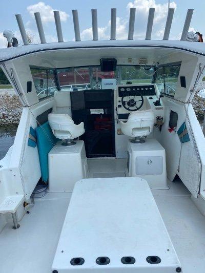 1994 Sportcraft Fishmaster 27 ft   Lake Erie