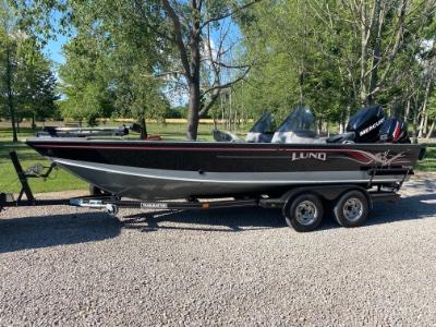 1999 Lund Pro-V 21 ft   Lake Erie