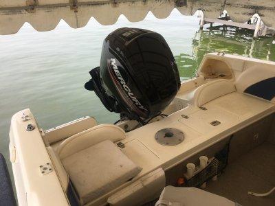 1998 Sylvan V180 Viper (Fiberglass) 18 ft | Walleye, Bass, Trout, Salmon Fishing Boat