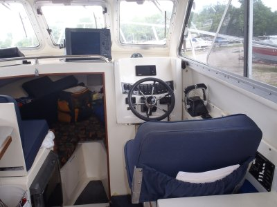 2004 C-Dory Skagit Orca 27XLC 27 ft | Oak Harbor