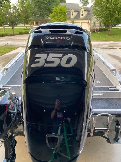 2018 Triton 216 Fishunter 22 ft | Lake Erie