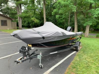 2019 Tracker PRO GUIDE V-16 SC 16 ft   Lake Erie